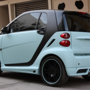 Body Kit Desired Color Smart Fortwo 451.