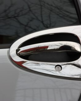 Door Handle Rim and Cover for Smart Fortwo 451.