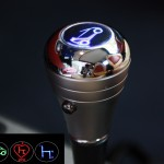 Gear Shift Knob Chrome All Light Colors Smart Fortwo 450.