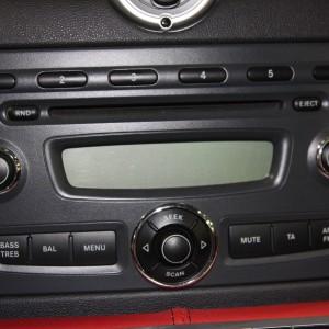 Rings Set Radio Smart Fortwo 451.