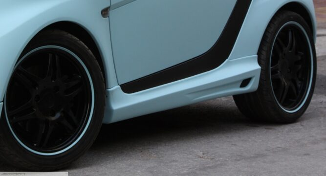 Side Skirts Other Color Smart Fortwo 451.