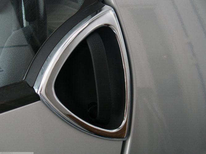 Door Handle Rims Smart Fortwo 450.