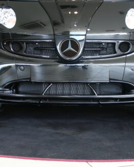 Front Spoiler Jack Black Smart Fortwo 450 ( Style 2).