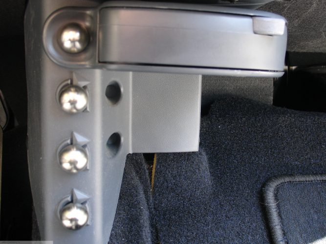 Knobs Extra Bags Nickel Mat Smart Fortwo 450.