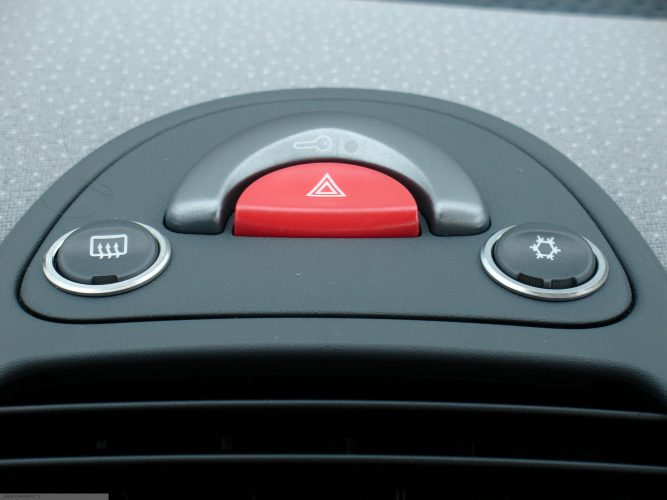 Ring's Set 2 Buttons Smart Fortwo 450.