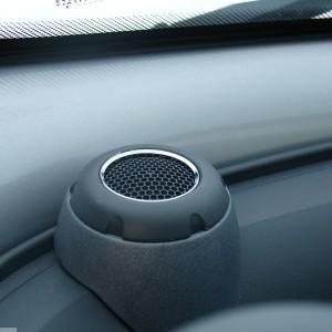 Ring's Set Speakers Smart Fortwo 450.