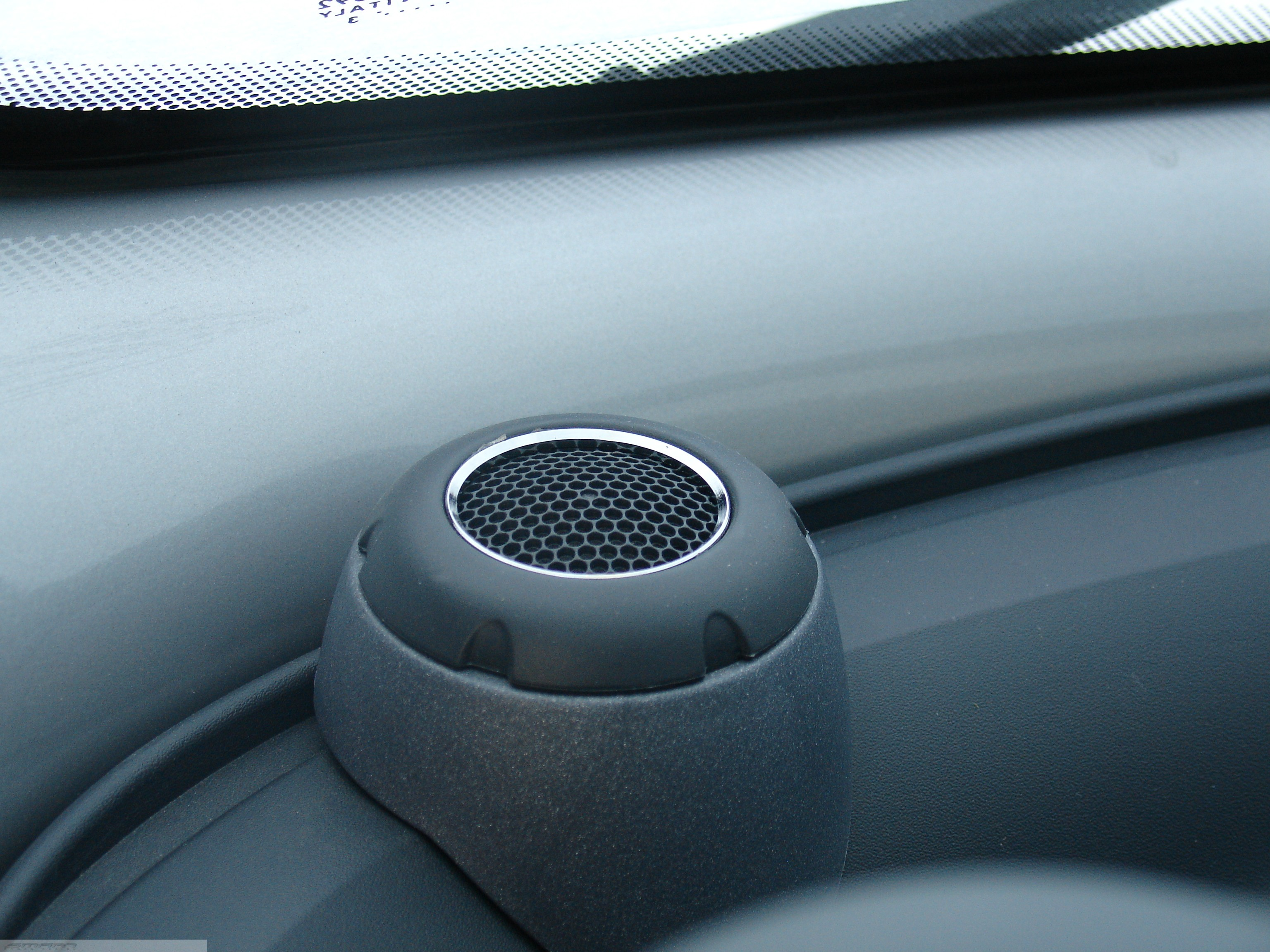 Ring's Set Speakers Smart Fortwo 450.
