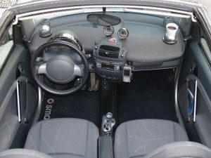 Smart Fortwo 450 Accessories Interior.