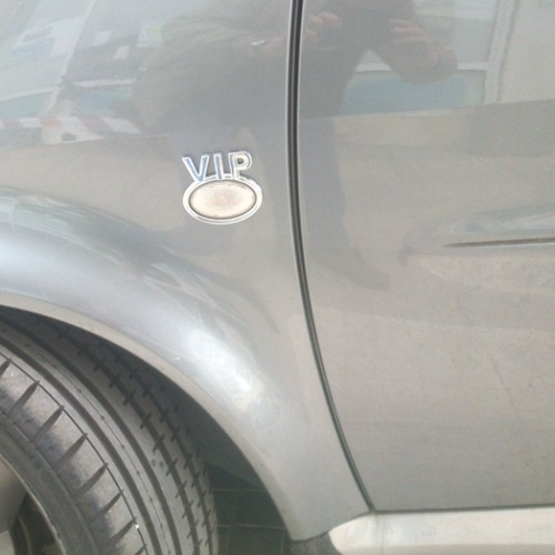 Side Indicator Rims Smart Fortwo 450 VIP style.