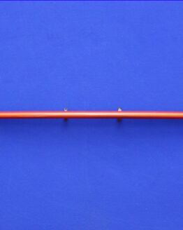 This is the Low Trim Piece for Smart Fortwo 453 in Lava Orange Metallic color.