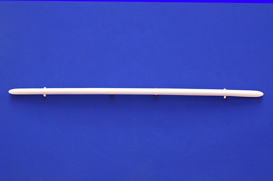 This is the Low Trim Piece for Smart Fortwo 453 in White color.